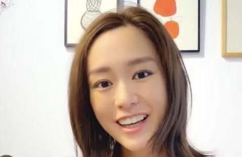 桐谷美玲 インスタライブ