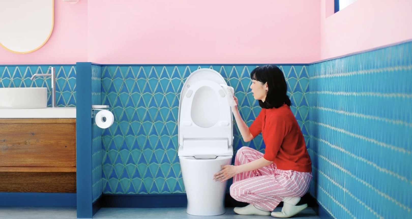 トイレ クリーナー キレキラ